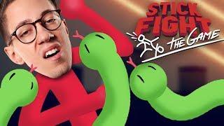HÄNNO der SCHLANGEN-König! | Stick Fight: theGame