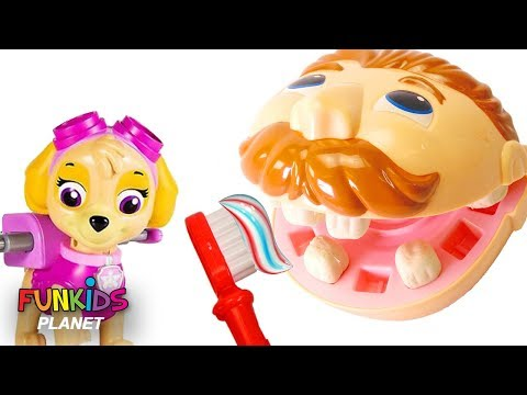 PLAY DOH Doctor Drill N Fill Play Set Pretend Doctor & Learning Colors Activity for Kids!