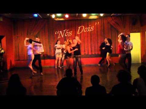 Latin Party Brasil - Coreografia por Carine e Rafael