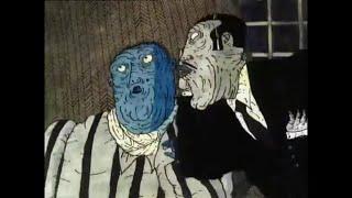 1990년 소련에서 만든 기묘한 애니메이션 영화를 파헤…