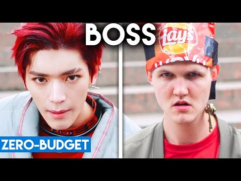 K-POP WITH ZERO BUDGET NCT U- BOSS
