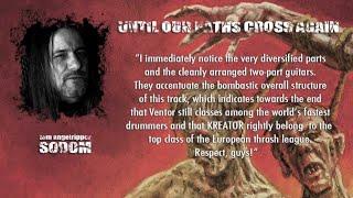 KREATOR - Phantom Antichrist (OFFICIAL PREVIEW)