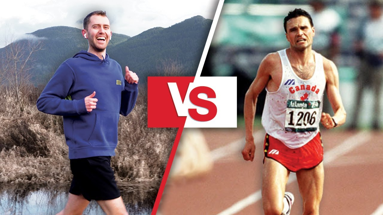 Amateur vs. Olympic Marathoner - What I Eat in a Day