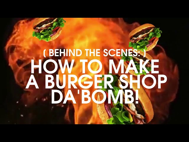 FOOD STRATEGY | Da'Burger Ascot | Restaurant Design | Brisbane Australia