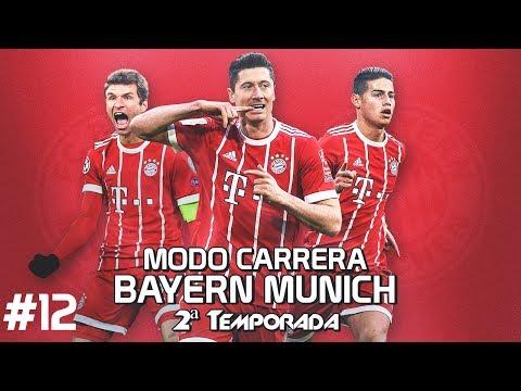 FIFA 18 MC | Bayern | JUGANDO EN PRETEMPORADA #12