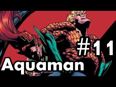 Aquaman The Deluge Prelude