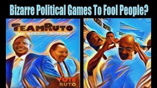 Ruto Campaign Posters: The Surprising Political Objective