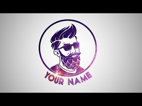 Vector Face Logo Design | How To Make Logo On IPhone & Android Phone