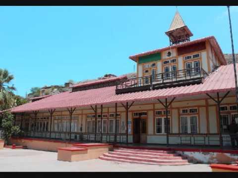 Pueblos de Madera