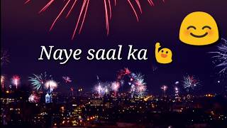 Happy New Year 2018 || whatsapp status video