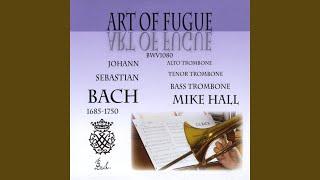 Art of Fugue BWV1080: Contrapunctus 7, a 4. per Augmentationem et Diminutionem