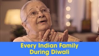 ScoopWhoop: Every Indian Family During Diwali