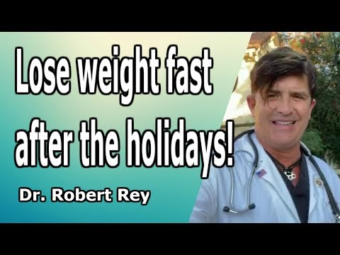 Real, Sustained Weight Reduction Following the Holidays