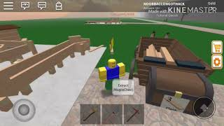 Roblox-Factory town tycoon/ Cash grind method