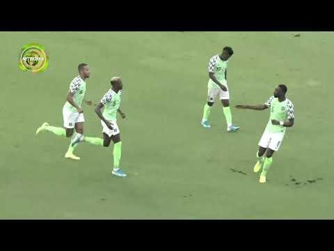 2021 AFCON QUALIFIER: HIGHLIGHT OF NIGERIA VS BENIN REPUBLIC [2-1]
