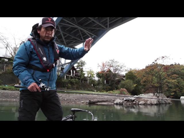 相模湖バスフィッシングチャンネル『実釣メタルバイブレーション』