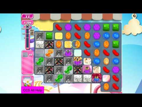 Candy Crush Saga Level 2327 NO BOOSTERS Cookie