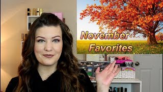 November Beauty Favorites 2017 | wannamakeup