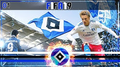 FIFA 19: NUR DER HSV ⚽️ START Karrieremodus #01
