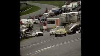 MORE RALLYCROSS CRASHES