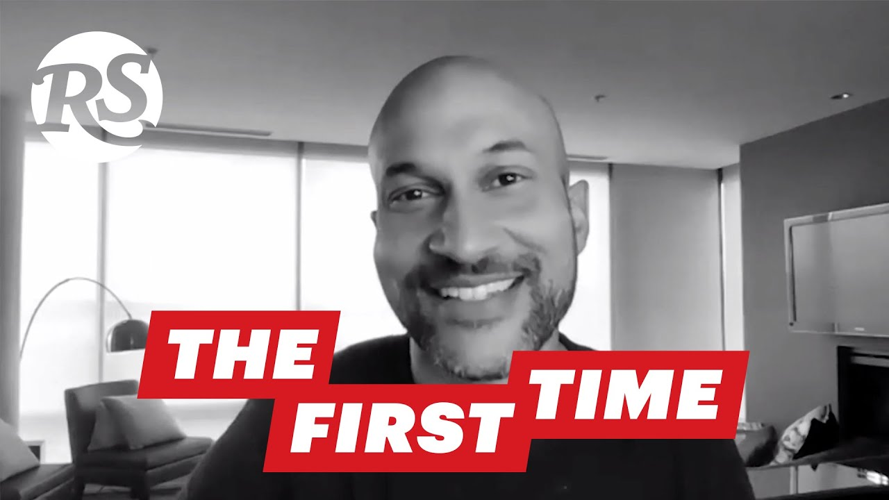 Keegan-Michael Key on Loving Jimi Hendrix, Jingle Jangle and Seeing U2 In Concert | The First Time