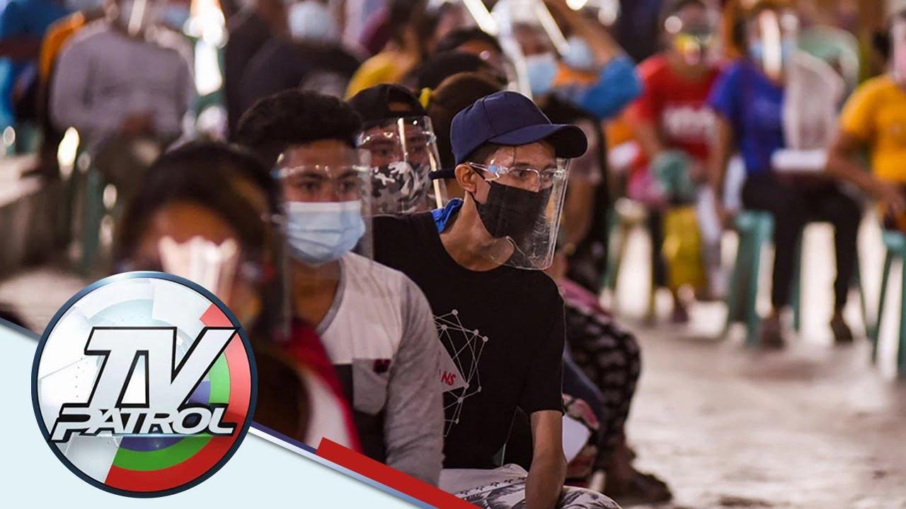 Nakapagtala ng halos 5,800 na bagong kaso ng COVID-19 sa bansa | TV Patrol