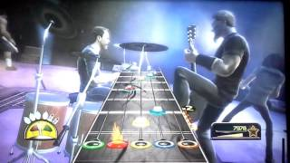 ~GUITAR HERO METALLICA PS3~ INTRO Y PRIMER CANCIÓN YEAHHH!!! _/,,/