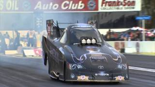 Alexis DeJoria Racing Phoenix and Las Vegas