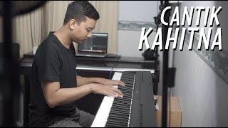 Download lagu CANTIK - KAHITNA Piano Cover