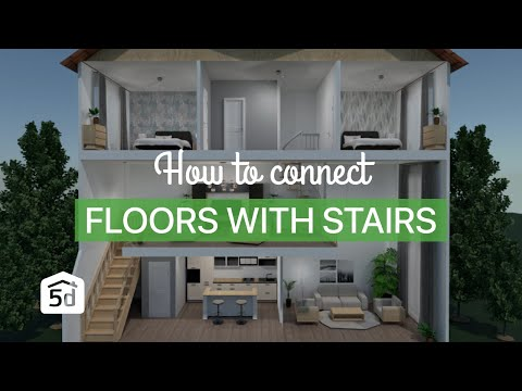 Floors With Stairs By Planner 5d