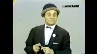 George Carl, clown / клоун, 1969