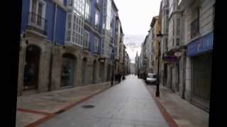 Burgos, España, Turismo Travel Video