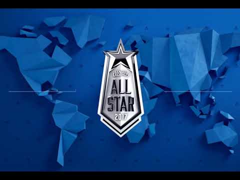 All-Star 2017 - Login Screen and Music - League of Legends