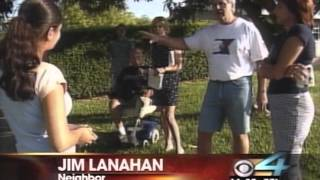 Racist Neighborhood (WFOR-TV)
