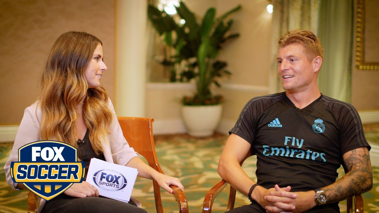 Toni Kroos on El Clasico: 'You can feel it in the city' | FOX SOCCER