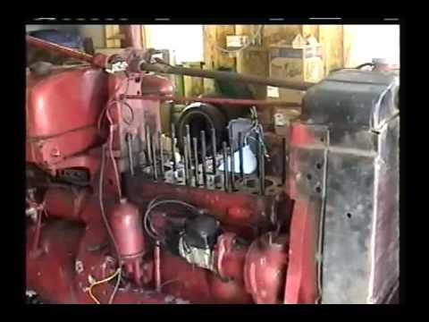 My Farmall H Engine Rebuild