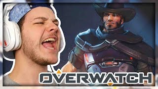 HIGH NOON THESE B*TCHES!!! | Overwatch