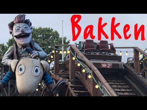 Bakken (Copenhagen Amusement Park) 2019 Tour & Review With The Legend
