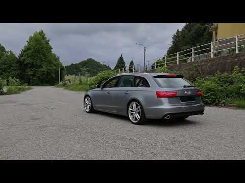 Audi Active Sound + Kufatec Sound Booster in A6 4G 245PS