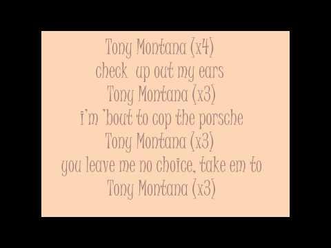 Future ft. Drake Tony Montana lyrics