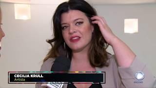 ENTREVISTA CECILIA KRULL - PALCO RECORD Video