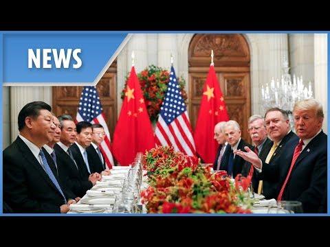 Trump will not meet Xi Jinping before trade deadline