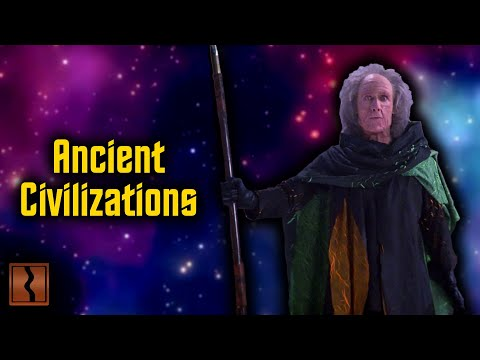 Star Trek's Ancient Civilizations - A Summary