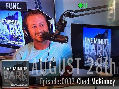 0033: Chad McKinney Energy healer