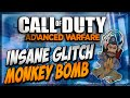 Advanced Warfare Glitches - Exo Zombies Glitches! INSANE UNLIMITED MONKEY BOMB! (COD AW GLITCH)