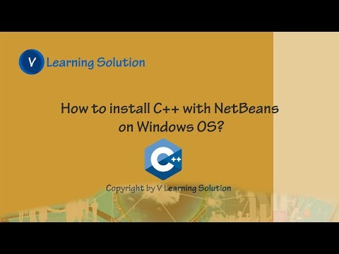 How to Install C++ with NeatBeans on Windows OS ?