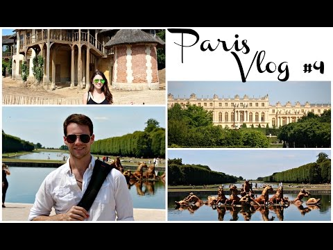A Day at the Palace of Versailles in France!