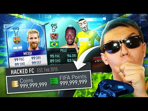 I HACKED FIFA 17!!! *100% Working* UNLIMITED FIFA POINTS + FREE COINS!