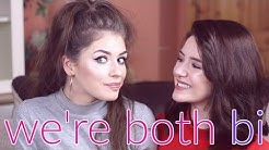 We're Both Bisexual | Teenage VS Twentysomething | Melanie Murphy & Jessie B
