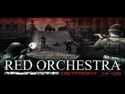 Red Orchestra 41 - 45 Gameplay |